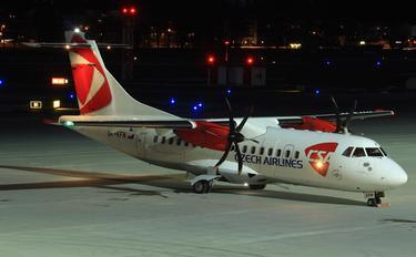 OK-KFN - CSA - Czech Airlines ATR 42 (all models)