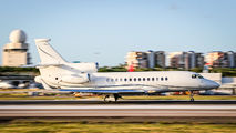 M-YNNS - Private Dassault Falcon 7X aircraft