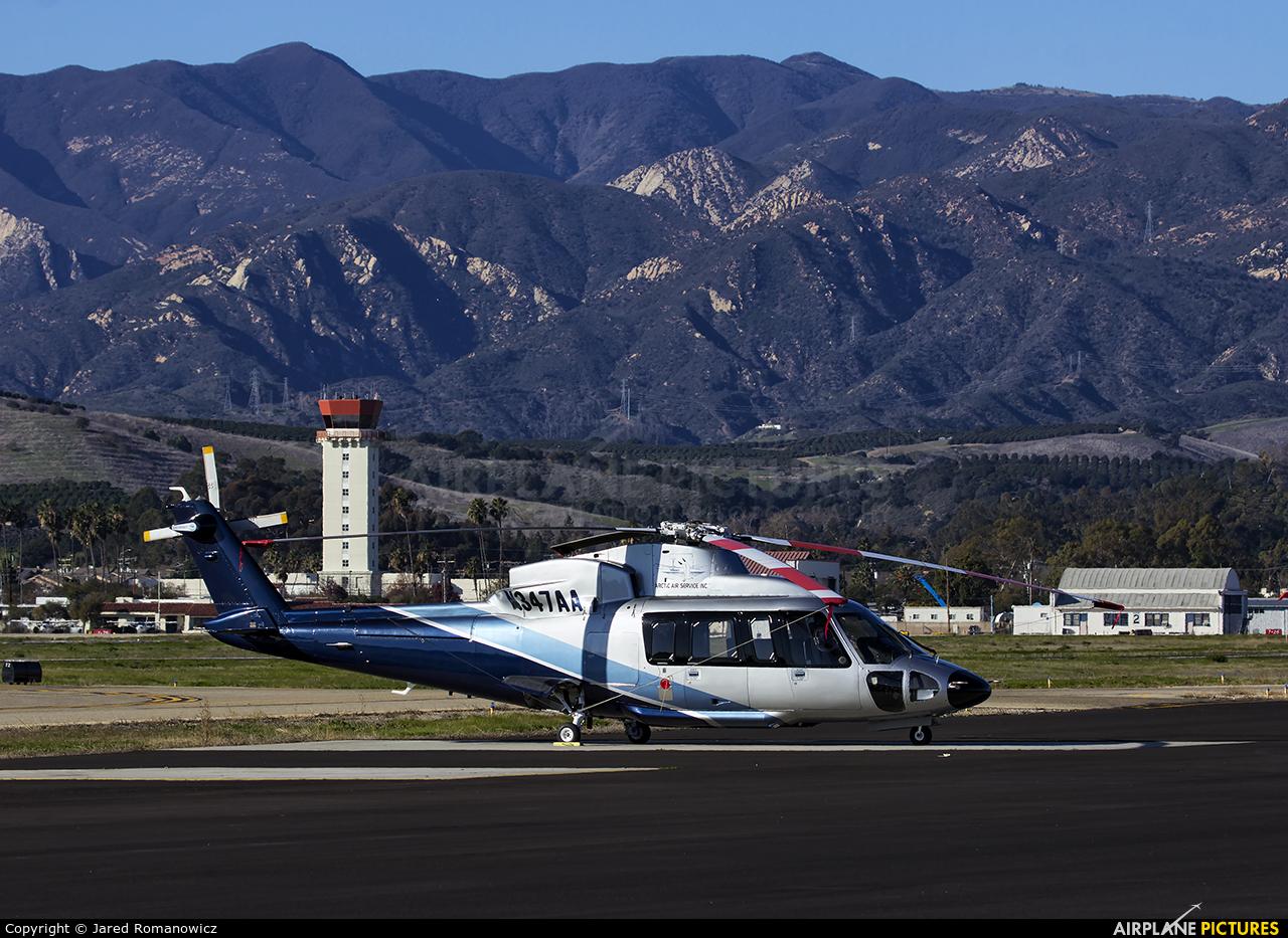 Arctic Air Services N347AA aircraft at Santa Barbara Municipal