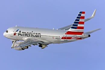 N9022G - American Airlines Airbus A319