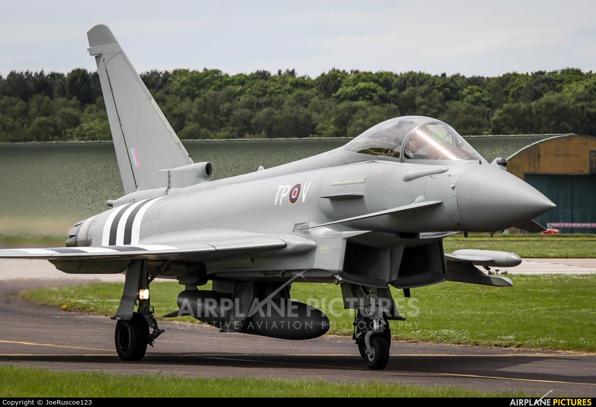 Royal Air Force ZK308 aircraft at Shawbury