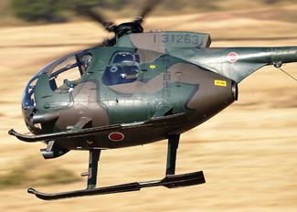 31263 - Japan - Ground Self Defense Force Hughes OH-6 Cayuse