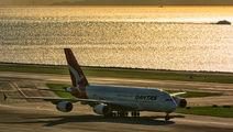 VH-OQK - QANTAS Airbus A380 aircraft