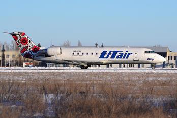 UR-UTY - UTair Ukraine Canadair CL-600 CRJ-200