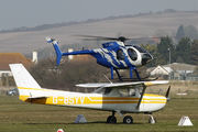G-JIVE - Private MD Helicopters MD-500E aircraft