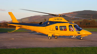 G-MEDX - Sloane Helicopters Agusta / Agusta-Bell A 109