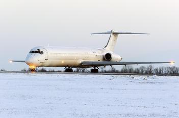 UR-CJU - Dart Airlines McDonnell Douglas MD-83