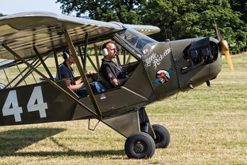 G-BMKC - Private Piper J3 Cub