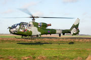 ZA772 - UK - Army Air Corps Westland Gazelle AH.1 aircraft