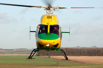 G-WLTS - Wiltshire Air Ambulance Bell 429