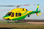 G-WLTS - Wiltshire Air Ambulance Bell 429 aircraft
