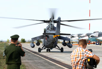 19 - Russia - Air Force Mil Mi-35M