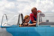12 - - Aviation Glamour - Aviation Glamour - People, Pilot aircraft