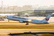 JA622J - JAL - Japan Airlines Boeing 767-300ER aircraft