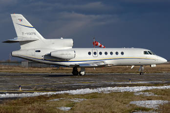 F-HAPN - Michelin Air Services Dassault Falcon 50