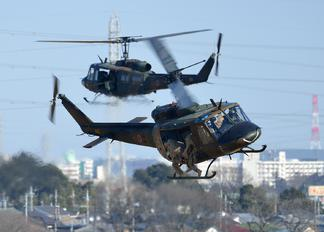 41662 - Japan - Ground Self Defense Force Fuji UH-1J