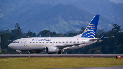 HP-1520CMP - Copa Airlines Boeing 737-700