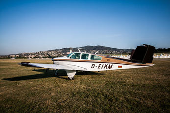 D-EIKM - Private Beechcraft 35 Bonanza V series