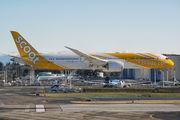 9V-OJA - Scoot Boeing 787-9 Dreamliner aircraft