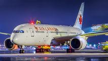 C-GHPX - Air Canada Boeing 787-8 Dreamliner aircraft