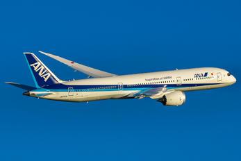 JA833A - ANA - All Nippon Airways Boeing 787-9 Dreamliner