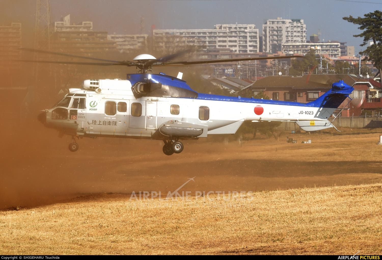 Japan - Ground Self Defense Force 01023 aircraft at Off Airport - Japan