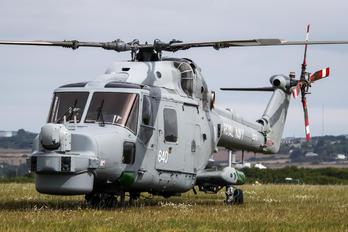 ZD252 - Royal Navy Westland Lynx HMA.8