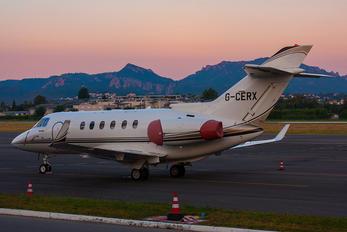 G-CERX - Private Hawker Beechcraft 850XP