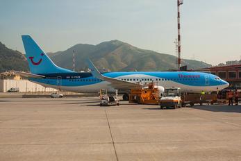 G-FDZB - Thomson/Thomsonfly Boeing 737-800