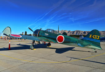 N712Z - American Airpower Heritage Museum (CAF) Mitsubishi A6M3 Zero