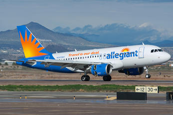 N303NV - Allegiant Air Airbus A319