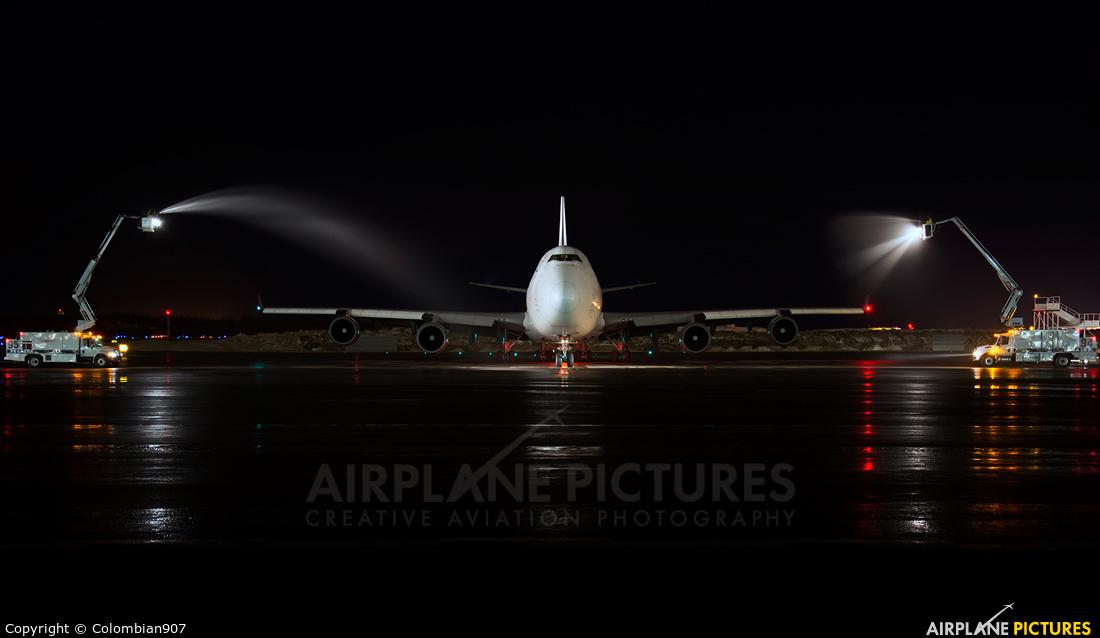China Airlines Cargo B-18722 aircraft at Anchorage - Ted Stevens Intl / Kulis Air National Guard Base