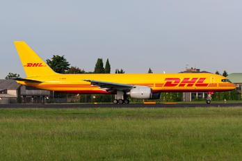 G-BIKO - DHL Cargo Boeing 757-200F