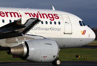 D-AKNH - Germanwings Airbus A319