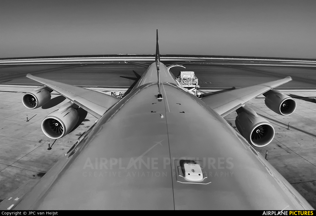 Cargolux LX-VCG aircraft at New Doha