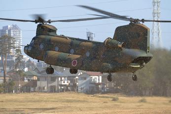52974 - Japan - Ground Self Defense Force Kawasaki CH-47J Chinook