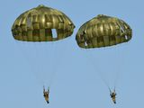 - - Japan - Ground Self Defense Force Parachute Military aircraft