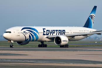 SU-GDL - Egyptair Boeing 777-300ER