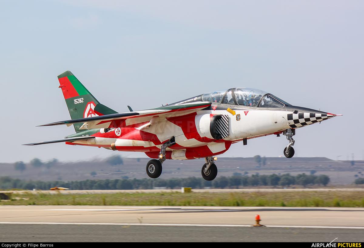 Portugal - Air Force 15202 aircraft at Beja AB