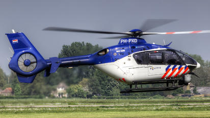 PH-PXD - Netherlands - Police Eurocopter EC135 (all models)