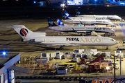 PR-TTW - Total Linhas Aéreas Boeing 727-200F aircraft