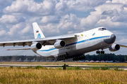 RA-82039 - 224 Flight Unit Antonov An-124 aircraft