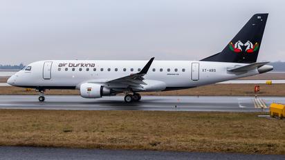 XT-ABS - Air Burkina Embraer ERJ-170 (170-100)