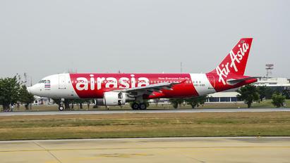 HS-ABD - AirAsia (Thailand) Airbus A320