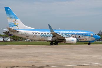 LV-CPH - Aerolineas Argentinas Boeing 737-700