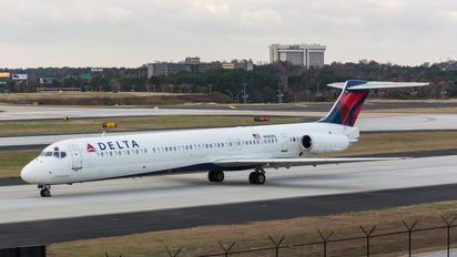 N980DL - Delta Air Lines McDonnell Douglas MD-88