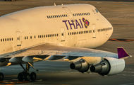 HS-TGR - Thai Airways Boeing 747-400 aircraft