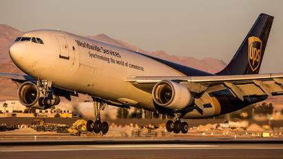 N171UP - UPS - United Parcel Service Airbus A300F