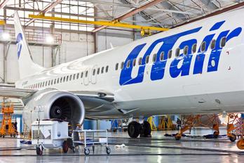 VQ-BRR - UTair Boeing 737-800