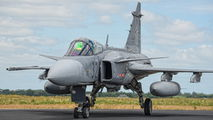 32 - Hungary - Air Force SAAB JAS 39C Gripen aircraft